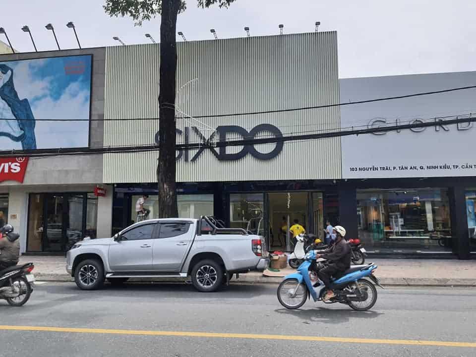 dịch vụ tổng vệ sinh cửa hàng sixdo